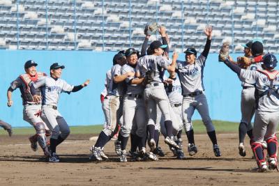 日本製紙石巻 2年ぶり大舞台射止める 都市対抗野球 東北第1代表 投打で圧倒 貫禄勝ち