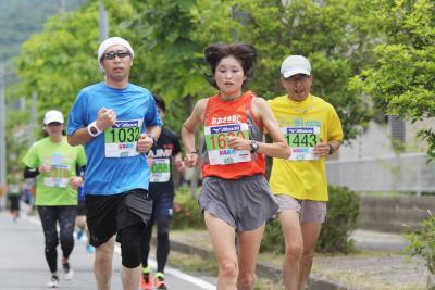 第3回復興マラソン 走って発信!地域の元気 1500人が声援受けて