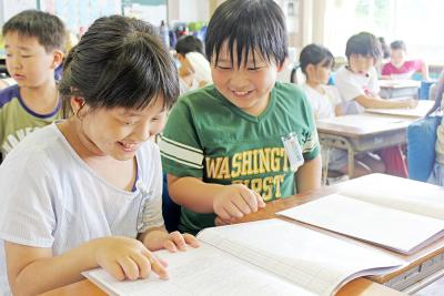 石巻地方 小中学校で1学期終業式 夏休みはチャレンジの時間に